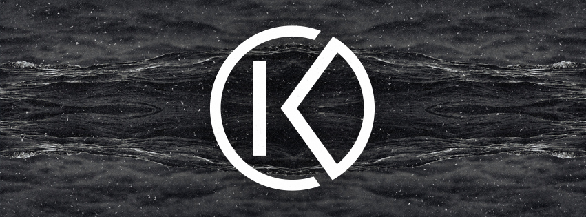 Knites band logo design