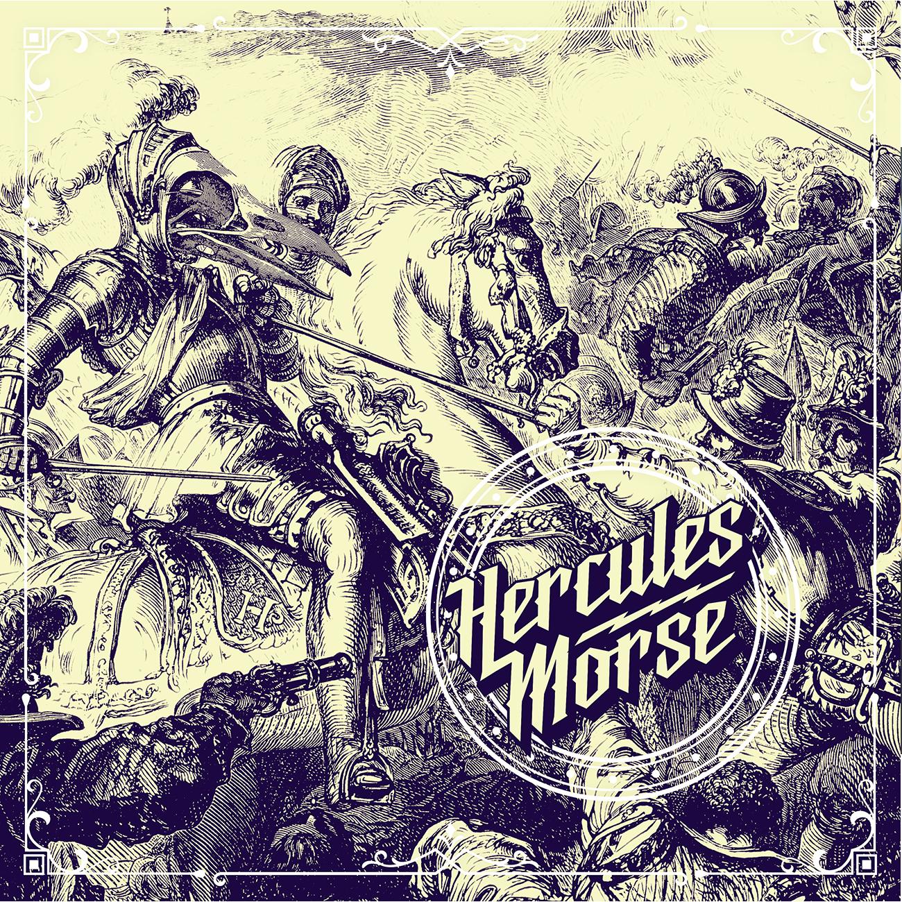 Hercules Morse CD Artwork Design Birmingham