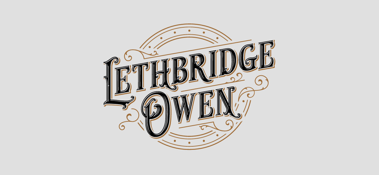 Lethbridge Owen Band Logo Design