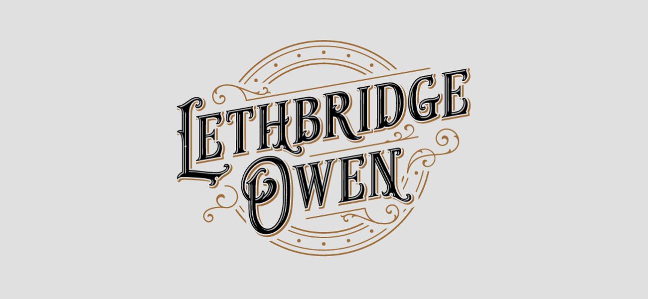 Lethbridge Owen Band Logo Design