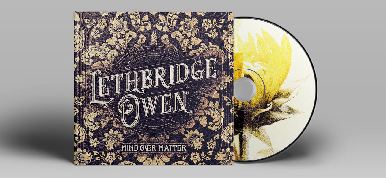 Lethbridge Owen CD Artwork Design