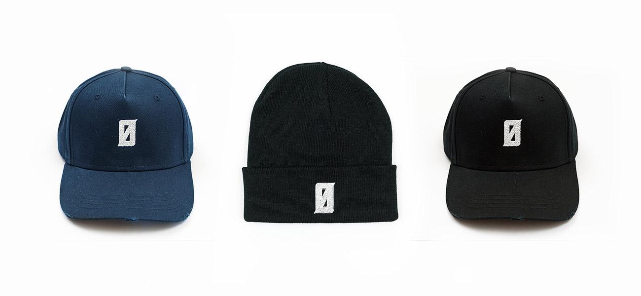 OFFCOURSE Merchandise Design Hats