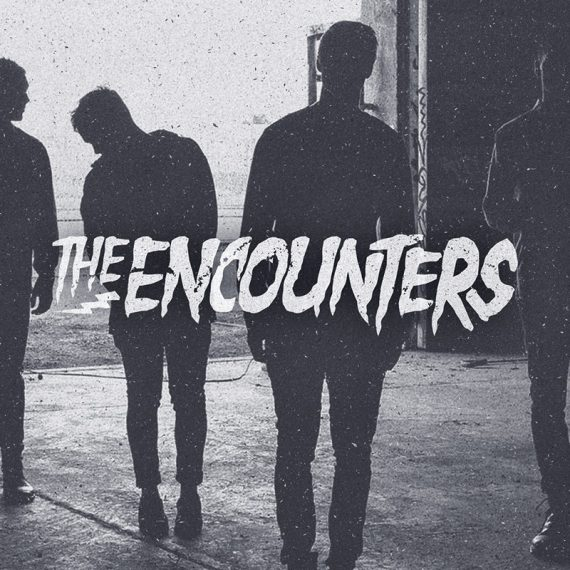 The Encounters Band Logo Design Birmingham