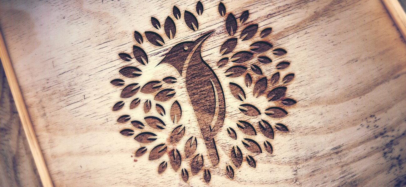 Woodpecker Garden Products Branding