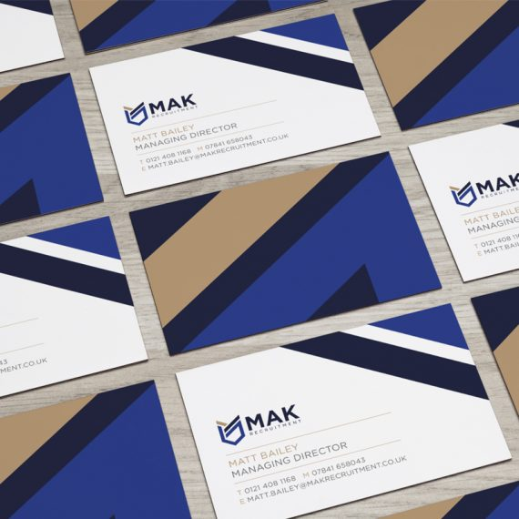 MAK Recruitment Branding