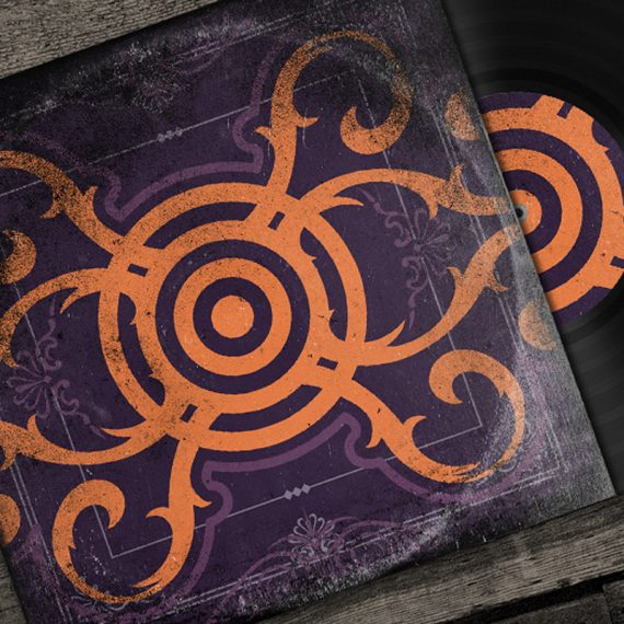 Progoctopus Band Logo Design CD Artwork