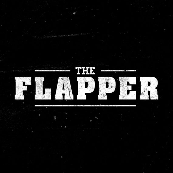 The Flapper Bar and Music Venue Branding