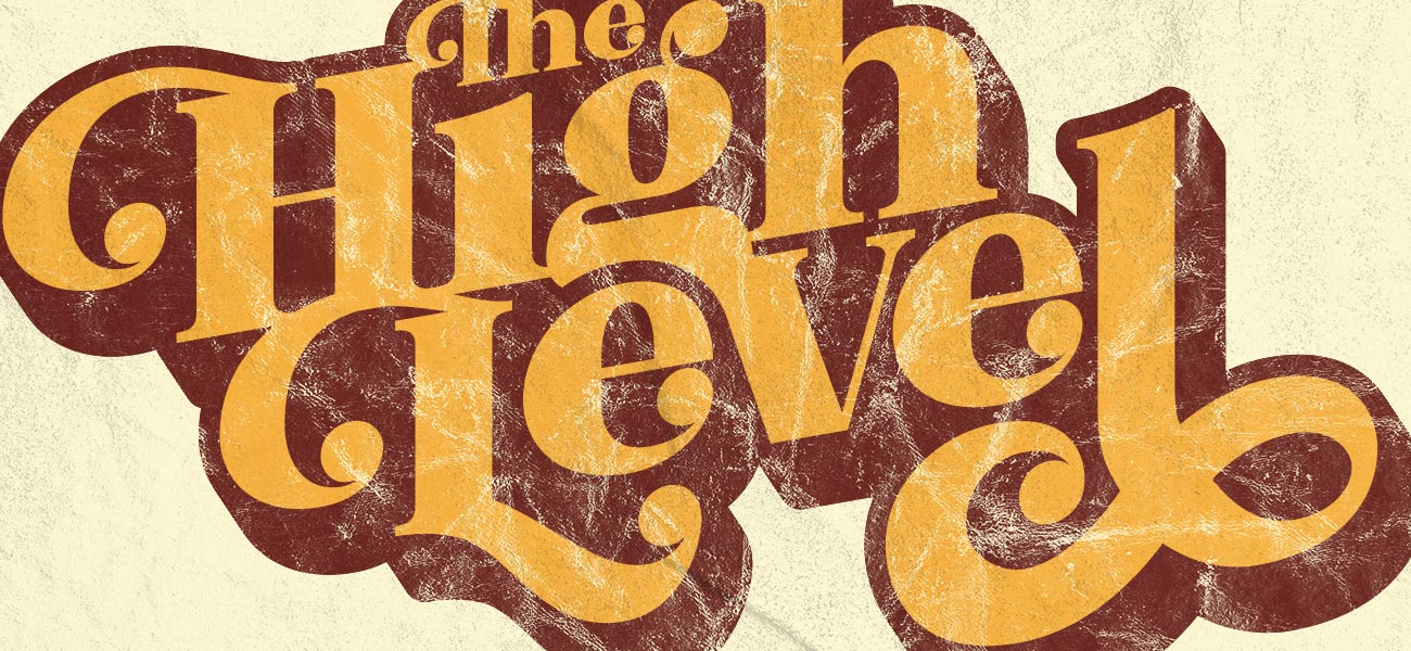 The High Level Band Logo