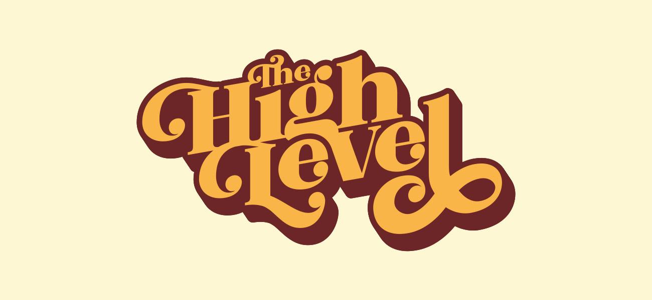 The High Level Band Logo Design Birmingham