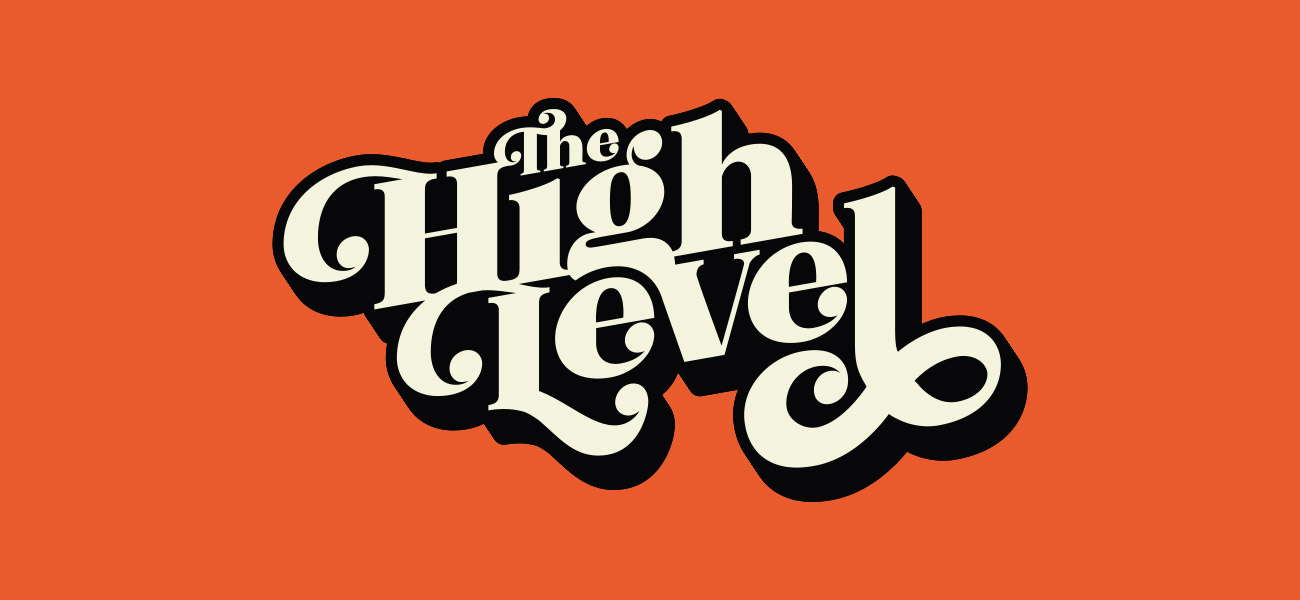 The High Level Band Logo Design Birmingham