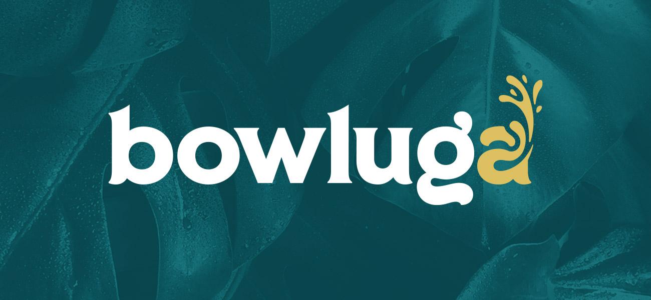 Frozen smoothie logo design